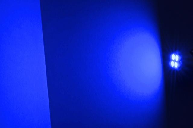画像1: GOD ポジションバルブ ブルー 2個セット (1)