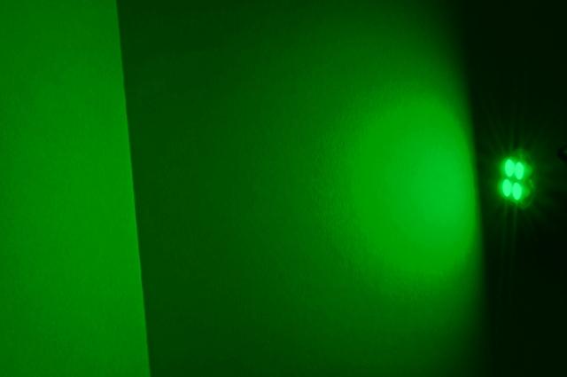画像1: GOD ポジションバルブ グリーン 2個セット (1)